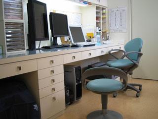 内科診療室